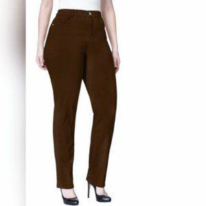 Style & Co Tummy Control Slim Leg Ponte Pants